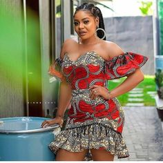 70 PICTURES | Ankara Latest Styles: Ankara Gown styles for Girls | OD9jastyles Latest Ankara Gown, Ankara Gown Styles, Latest Ankara Styles, Ankara Gowns, African Attire, African Fashion Dresses, Cool Outfits, Fashion Outfits, Womens Fashion