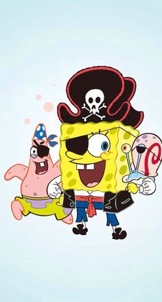 Sponge pirates
