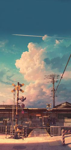 Anime Backgrounds Wallpapers, Anime Scenery Wallpaper, Pretty Wallpapers, Hd Wallpaper, Aesthetic Backgrounds, Aesthetic Wallpapers, Aesthetic Art, Aesthetic Anime, Fantasy Art Landscapes