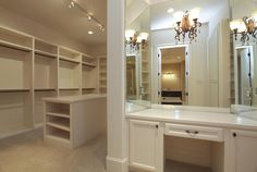 Master Closet? Yes please!!!