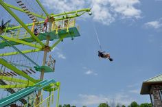 Island Ropes Course - New for 2015!