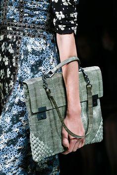 Bottega Veneta Spring 2013 #handbags