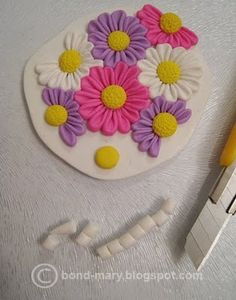 Creative Mind Khadija   Featured Creativity #2 Polymer Clay Pendant Tutorial