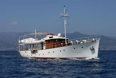 classic yachts | Amico completes rebuild of M/Y Ocean Glory - Events - SuperyachtTimes ...