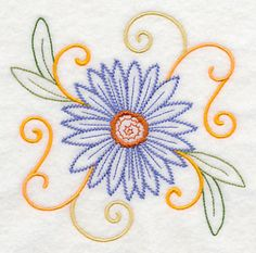 Machine Embroidery Designs at Embroidery Library! - Color Change - K4332