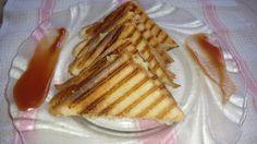 Potato Carom Seeds Grilled #Sandwich / Aloo Ajwain #GrilledSandwich