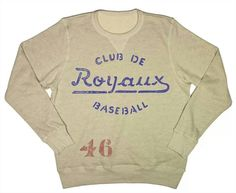 52218fad3b17 Ebbets Field new sweatshirts. Vintage Sportswear