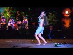3ème Prix Meilleure Danseuse (Tumata V de O Tahiti e) - YouTube