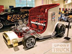 grand national roadster show - Google Search