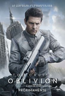 Cinemelodic: Crítica: OBLIVION (2013) -Parte 2/3-