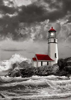 Like All, Pinterest!!: lighthouse | town | hair style