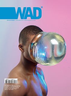 Art Direction of WAD magazine on Behance