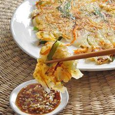 小麦粉いらず美味しいチチミが??しかもジャガイモの香ばしい風味ともちっりとした食感はまさに絶品!!