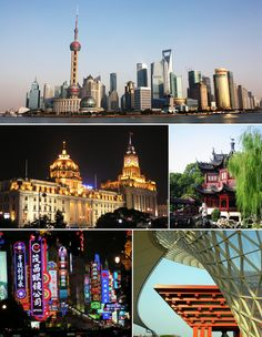 Shanghai is the largest Chinese city by population[8][9] and the largest city proper by population in the world.[