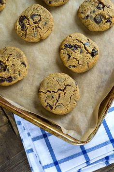 Paleo Chocolate Chip Cookies - Gluten-Free on a Shoestring