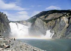 wapta falls recreation area - Google Search