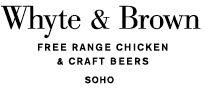 Free range chicken & craft beers, Soho.