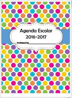 Agenda Escolar 2016-2017 de imageneseducativas.com