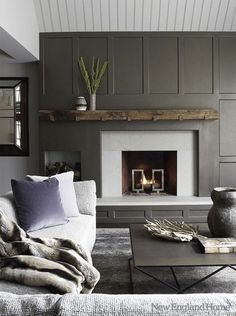 Cool Grey Makeover