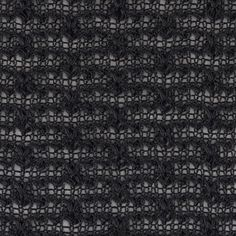 Sweater Knit Open Weave Slub Black from @fabricdotcom  This sweater knit fabric is perfect for cardigans, sweaters, tops, scarves and hats. It features 50% mechanical stretch across the grain, is semi sheer and has a soft hand.