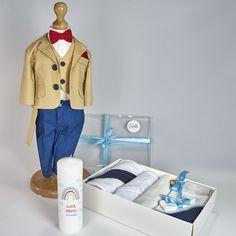 Trusou Botez Complet Casual Tudor - Transport si retur gratuit. Tudor, Costume, Casual, Jackets, Fashion, Note, Down Jackets, Moda, La Mode