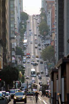 California Street — San Francisco, California