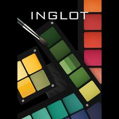 INGLOT Cosmetics is one of the world's leading manufacturers of colour cosmetics. Choose from a large selection of professional quality makeup must-haves for all. Buy Cosmetics Online, Makeup Must Haves, Eyeshadow, Range, Shopping, Color, Eye Shadow, Cookers, Colour