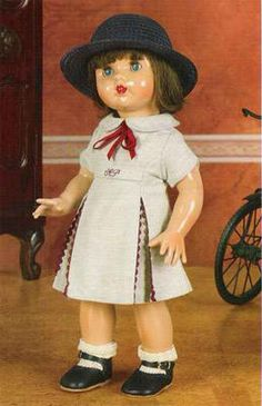 Mariquita Pérez Antique Dolls, Vintage Dolls, Big And Beautiful, Beautiful Dolls, Doll Toys, Old And New, Vintage Antiques, Doll Clothes, Dressing