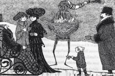 edward gorey | Tumblr