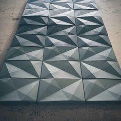 #Repost @hardgoodsco  #concrete #concretetile #concretetiles #tile #tiledesign #tileaddiction #walltile #moderntile #tiles #tileart #tilelove #handmade #hardgoods #originaldesign #diy #diys #diydecorations #diyabstract #diyideas #diyinterior #diyblogger #interior #interiores #interiordesign #instahome #instapic #instadaily #interior by diyabstract
