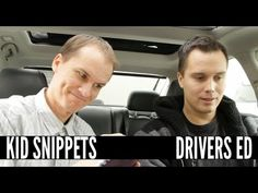 "Kid Snippets: ""Drivers Ed"" (Kids Tell, Adults Act) These are SUUPER adorable! you MUST watch!"