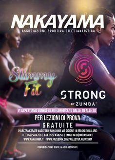 SLIMMY FIT & STRONG by ZUMBA