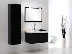 Photo meuble bas salle de bain design