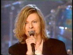 David Bowie - Absolute Beginners (HQ+Lyrics)