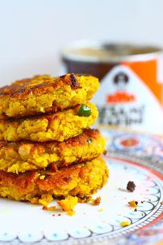 Healthy, Delicious Falafel Burgers