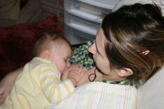 Jeni's Story: Breastfeeding the Fussy Baby - The Fussy Baby Site : The Fussy Baby Site