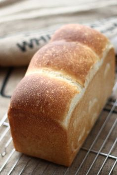 普通~な食パン♪(我が家定番♡) おいしい 強力粉の10%オルジュにしたけど大丈夫