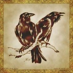 Hugin and Munin Tattoo - Bing images