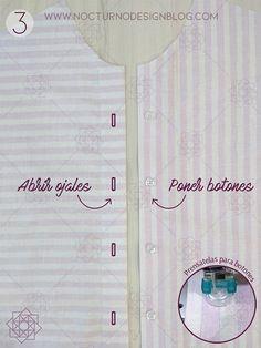 Costura fácil: Camisa a rayas + molde gratis – Nocturno Design Blog Design Blog, Costura Diy, Sewing, Words, Womens Fashion, Tips, Templates, Shirt Patterns, Sewing Patterns Free