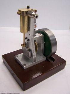 Elmer's wobble plate engine designs #25
