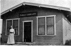 Yorba Linda Public Library, 1913.
