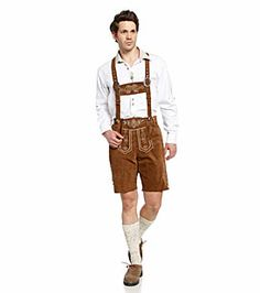 Website Selling Lederhosen