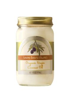 Sonoma Harvest Organic Virgin Coconut Oil 14 ounces *** Review more details, click the image  at this Dinner Ingredients board