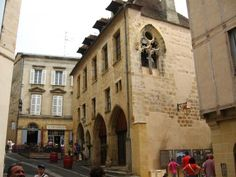 Bergerac: Old Town - France-Voyage.com