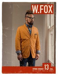 William Fox & Sons S/S 2013