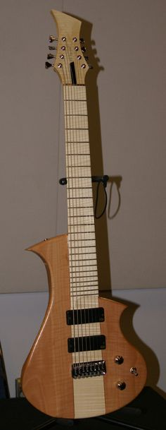roiron guitars.  this might be a possible custom for me.