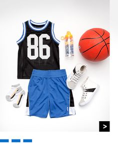 Shop Cotton On Kids Activewear Boys Basketball