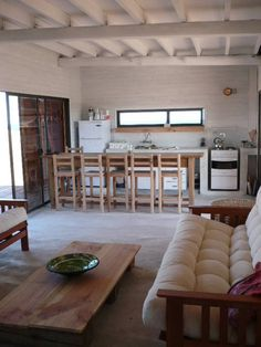 Casa Blatt, Arq Agustín Ercoli. Punta Rubia, Uruguay