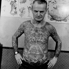 Old school tattoo #traditionaltattoo