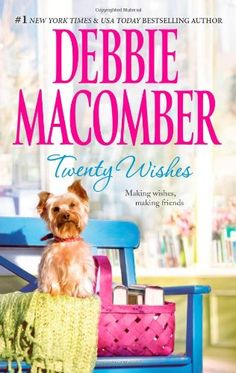 Twenty Wishes (Blossom Street Series by Debbie Macomber Debbie Macomber, Blossom Street Series, Books To Read, My Books, Thing 1, Book Nooks, Book Authors, Fiction Books, Book Nerd